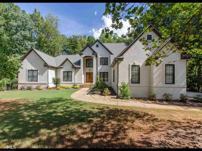 Peachtree City Single Family Home Under Contract: 519 Ashley Way