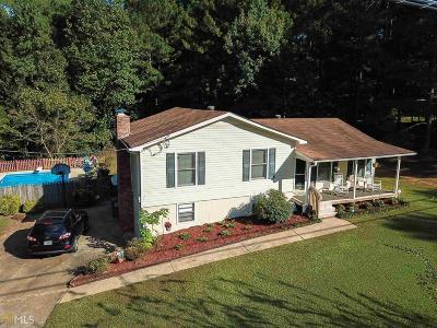 Douglasville Single Family Home New: 5730 Big A