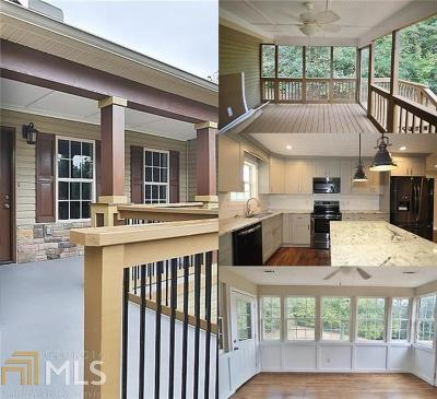 Habersham County Single Family Home For Sale: 135 Tower Ter