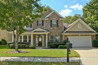 Newnan Single Family Home New: 240 Horizon Hill