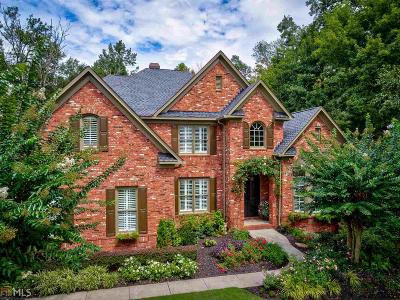 Suwanee Single Family Home For Sale: 6965 Olde Atlanta Pkwy