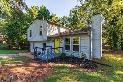 Decatur Single Family Home New: 1468 Meadowlark Dr