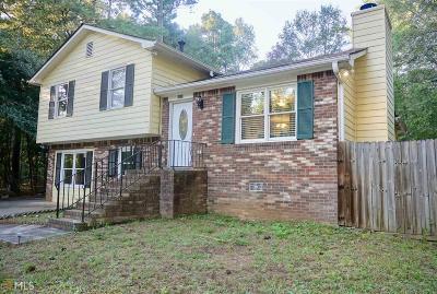 Conyers Single Family Home New: 4636 Hamlet