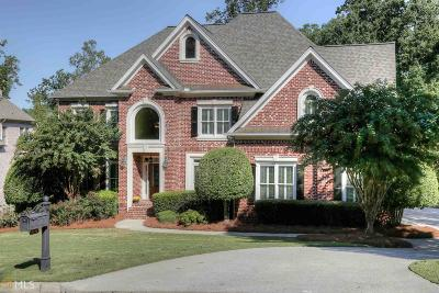 Suwanee Single Family Home For Sale: 9070 Bedford Way