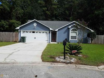 Kingsland GA Single Family Home New: $140,600