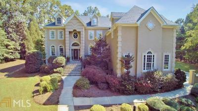 Coweta County, Fayette County, Henry County Single Family Home For Sale: 269 Smokerise Trce