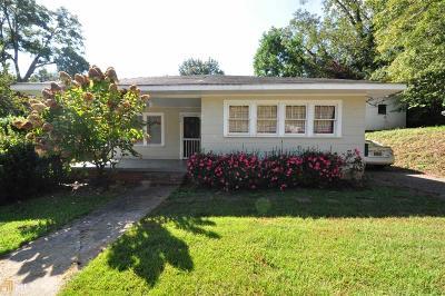 Lagrange GA Single Family Home New: $42,900
