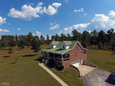 Barnesville Single Family Home For Sale: 774 Cannafax Rd