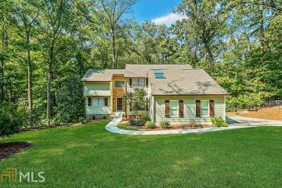 Single Family Home Under Contract: 152 Shadowlake Ln