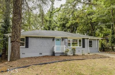 Decatur Single Family Home New: 2513 Brentwood