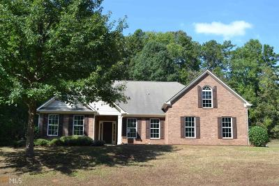 Fayetteville Single Family Home Under Contract: 155 Shenandoah Trce