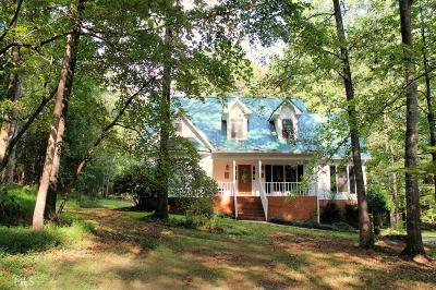 Hoschton Single Family Home New: 428 Deer Creek Trl