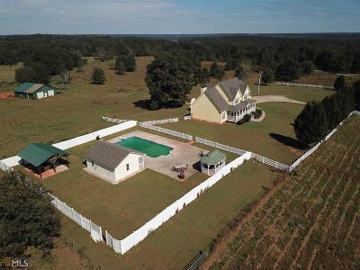 Single Family Home For Sale: 293 Watkins Farm Rd