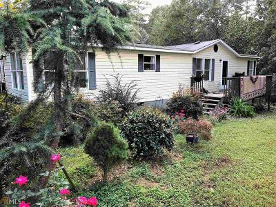 Dawsonville Single Family Home New: 524 Howser Mill Rd