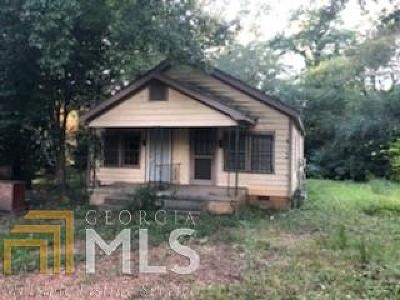 Newnan Single Family Home For Sale: 27 Pinson St