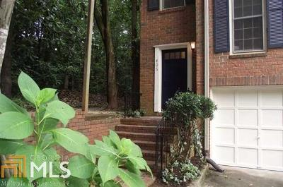 Atlanta Condo/Townhouse New: 406 Brandywine