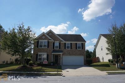 Grayson Single Family Home New: 878 Winding Down Way