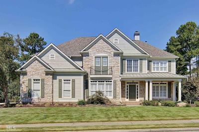 Acworth Single Family Home For Sale: 152 Thorncliff Lndg