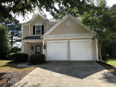 Johns Creek Single Family Home Under Contract: 11435 Bentham Ct