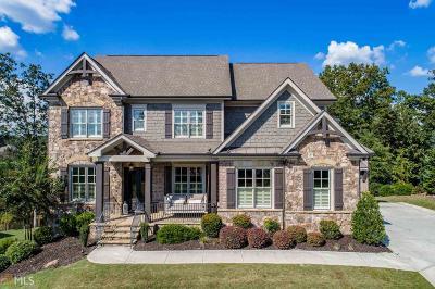 Hoschton Single Family Home New: 4808 Gablestone Dr