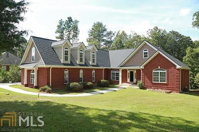 Conyers Single Family Home New: 2950 Philadelphia Rd