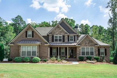 Monroe, Social Circle, Loganville Single Family Home For Sale: 1012 Highgrove Dr