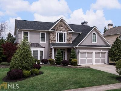 Smyrna Single Family Home New: 4112 Daniel Green