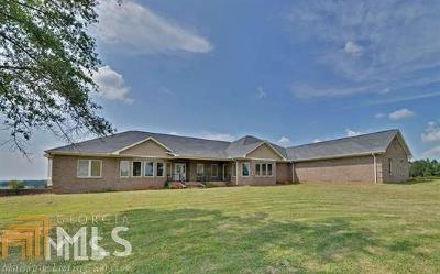 Elbert County, Franklin County, Hart County Single Family Home Under Contract: 555 Burroughs Rd