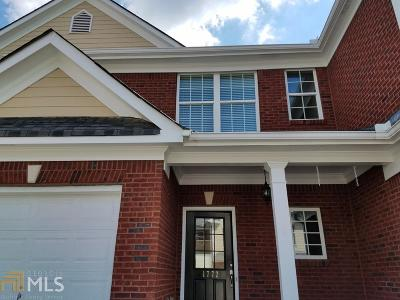Kennesaw Condo/Townhouse Under Contract: 1772 Willow Branch Ln #e