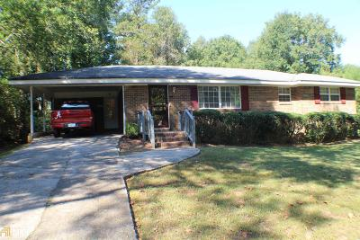 Douglasville Single Family Home New: 2187 Terry Ln