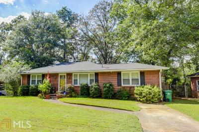Decatur Single Family Home Under Contract: 2387 Marion Cir