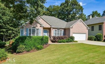 Smyrna Single Family Home New: 508 Battleview Dr