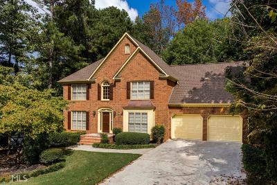Acworth Single Family Home For Sale: 5812 Fairwood Walk