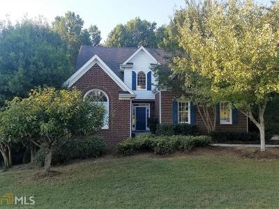 Grayson Single Family Home New: 2300 Cobble Creek Ln