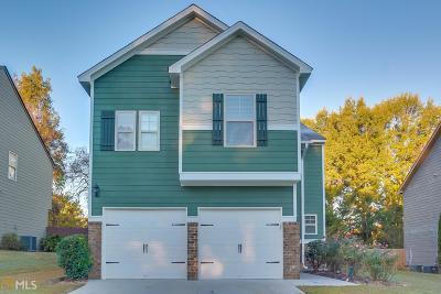 Cumming Single Family Home New: 4625 Fourth Rail Ln
