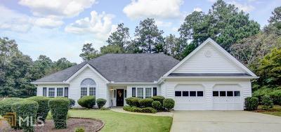 Peachtree City GA Single Family Home For Sale: $369,900