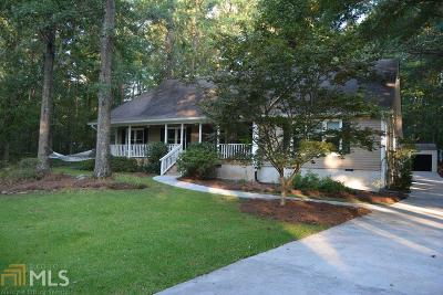 Haddock, Milledgeville, Sparta Single Family Home For Sale: 106 W Lakeview #3A