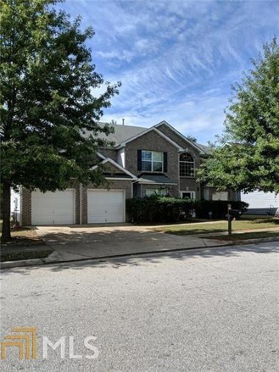 Ellenwood Single Family Home For Sale: 5462 Platte Dr