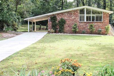 Decatur Single Family Home New: 3135 Vista Brook