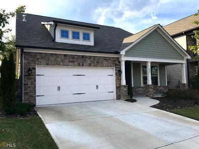 Woodstock Single Family Home New: 202 Cardinal Ln