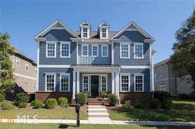 Braselton Single Family Home New: 2435 Red Wine Oak Dr