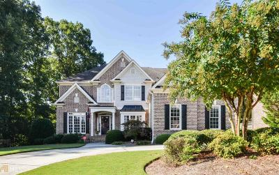 Dacula Single Family Home Under Contract: 4100 Greenside Ct
