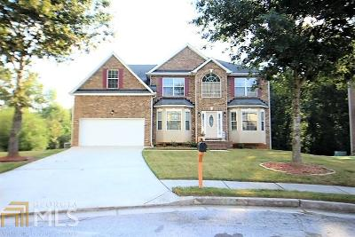 Conyers Single Family Home New: 1028 Winding Woods Trl