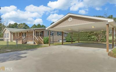 Hart County Single Family Home For Sale: 706 Ankerich Rd