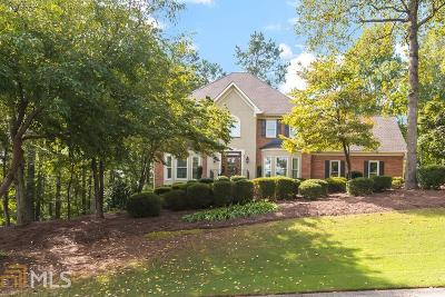 Acworth Single Family Home Under Contract: 1366 Whitaker Pt