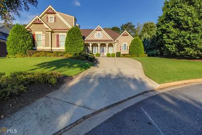 Woodstock Single Family Home New: 1095 Meadow Brook Dr