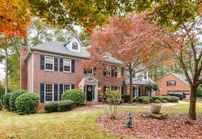 Snellville Single Family Home New: 1691 Berry Ln