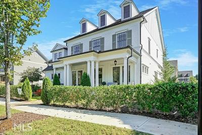 Milton Single Family Home New: 2165 Sauls Pl