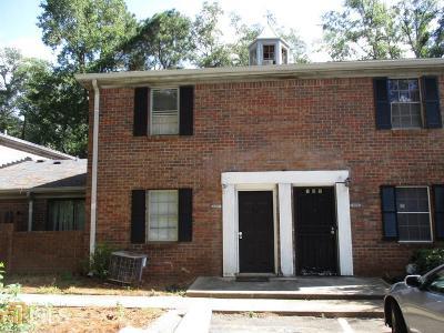 Clarkston Condo/Townhouse Under Contract: 107 Plantation Dr