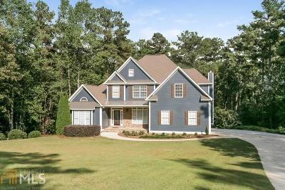 Newnan Single Family Home For Sale: 12 N Alexander Crk Dr
